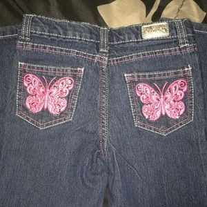 Girls jeans by XOXO
